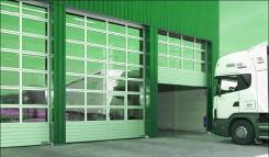 Основные отличия промышленных ворот от гаражных