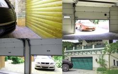 Выбор роллетной системы для гаража