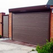 Роллетные ворота