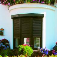 Рольставні, ролети на вікна